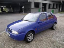 Ford Fiesta 1.3i EKO ZAPL. STK 12/2016