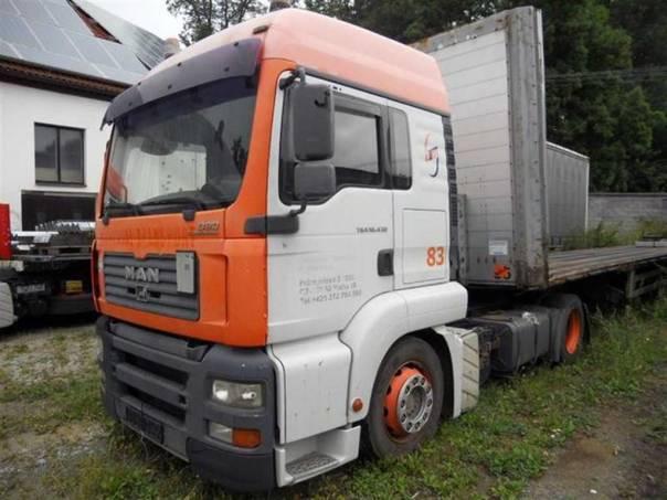 TGA 18.430 - automat, foto 1 Užitkové a nákladní vozy, Nad 7,5 t | spěcháto.cz - bazar, inzerce zdarma