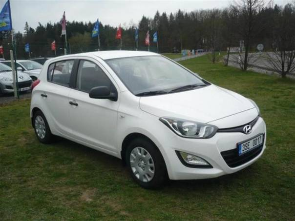 Hyundai i20 1.2 i - LPG, KLIMA, CZ- NOVÉ, foto 1 Auto – moto , Automobily | spěcháto.cz - bazar, inzerce zdarma