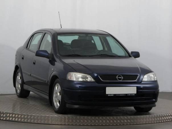 Opel Astra 1.6 16V, foto 1 Auto – moto , Automobily   spěcháto.cz - bazar, inzerce zdarma