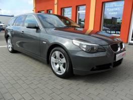BMW Řada 5 530 XD, AUTOMAT, XENONY, PDC