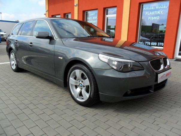 BMW Řada 5 530 XD, AUTOMAT, XENONY, PDC, foto 1 Auto – moto , Automobily | spěcháto.cz - bazar, inzerce zdarma