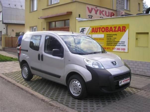 Peugeot Bipper 1,4 hdi, foto 1 Auto – moto , Automobily | spěcháto.cz - bazar, inzerce zdarma