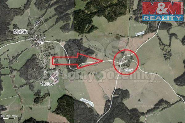 Prodej pozemku, Malšín, foto 1 Reality, Pozemky | spěcháto.cz - bazar, inzerce