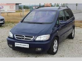 Opel Zafira 2. 0 DTi, 7 míst, nové turbo , Auto – moto , Automobily  | spěcháto.cz - bazar, inzerce zdarma