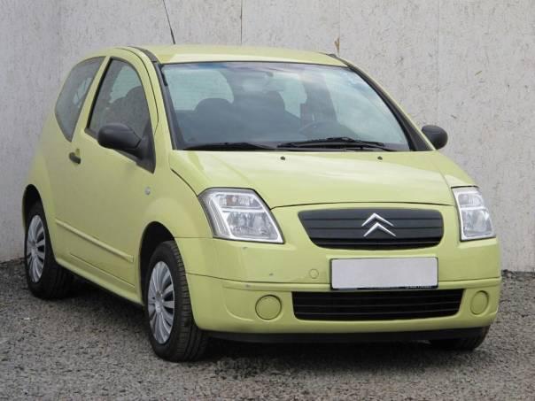 Citroën C2 1.1, foto 1 Auto – moto , Automobily | spěcháto.cz - bazar, inzerce zdarma