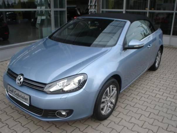Volkswagen Golf 1,6TDI 77kW Cabriolet, foto 1 Auto – moto , Automobily | spěcháto.cz - bazar, inzerce zdarma