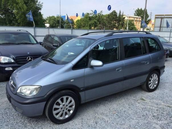 Opel Zafira 1.6 16V Elegance, foto 1 Auto – moto , Automobily | spěcháto.cz - bazar, inzerce zdarma