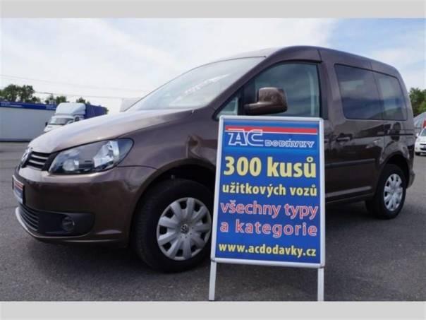 Volkswagen Caddy 1,6i LPG BIFUEL, foto 1 Auto – moto , Automobily | spěcháto.cz - bazar, inzerce zdarma