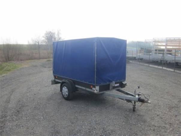 ZV 26 B1 2,51/1,26/1,52, foto 1 Užitkové a nákladní vozy, Přívěsy a návěsy | spěcháto.cz - bazar, inzerce zdarma