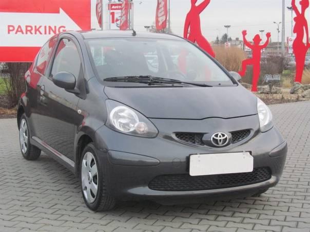 Toyota Aygo  1.0 VVTi, klima, el.okna, foto 1 Auto – moto , Automobily | spěcháto.cz - bazar, inzerce zdarma