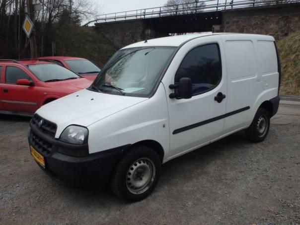 Fiat Dobló cargo 1.9D, foto 1 Užitkové a nákladní vozy, Do 7,5 t | spěcháto.cz - bazar, inzerce zdarma