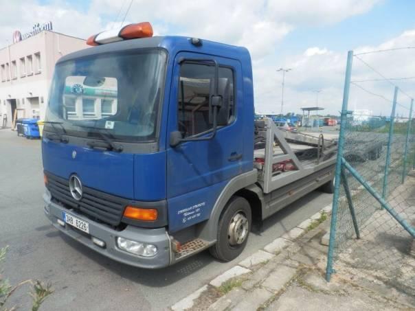 Mercedes-Benz  +přívěs Vapp, foto 1 Užitkové a nákladní vozy, Nad 7,5 t | spěcháto.cz - bazar, inzerce zdarma