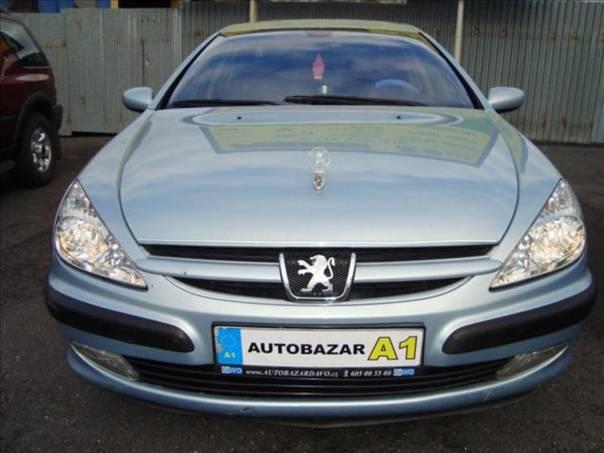Peugeot 607 2,2 VELMI PĚKNÝ STAV!, foto 1 Auto – moto , Automobily | spěcháto.cz - bazar, inzerce zdarma