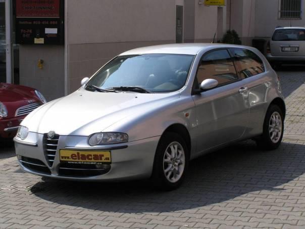 Alfa Romeo 147 1.6 T.S. Kůže,Digiklima, foto 1 Auto – moto , Automobily | spěcháto.cz - bazar, inzerce zdarma