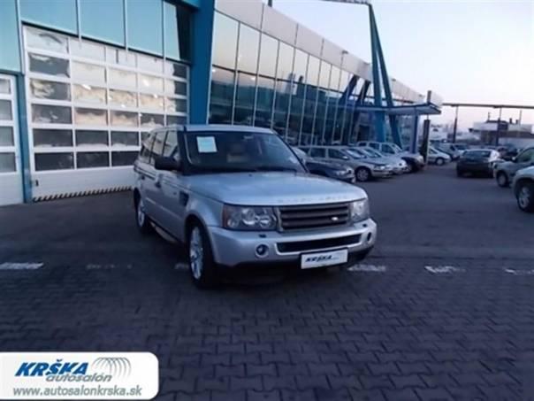 Land Rover Range Rover Sport 2.7 TD TDV6 SE, foto 1 Auto – moto , Automobily | spěcháto.cz - bazar, inzerce zdarma