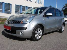 Nissan Note 1,4 16v Clima,SERVISKA,Zadáno , Auto – moto , Automobily  | spěcháto.cz - bazar, inzerce zdarma