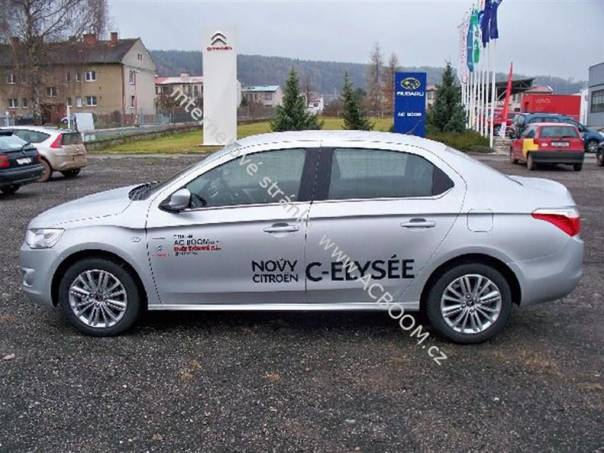 Citroën C-Elysée , foto 1 Auto – moto , Automobily | spěcháto.cz - bazar, inzerce zdarma