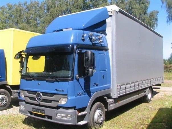 ATEGO 1224 L, foto 1 Užitkové a nákladní vozy, Nad 7,5 t | spěcháto.cz - bazar, inzerce zdarma