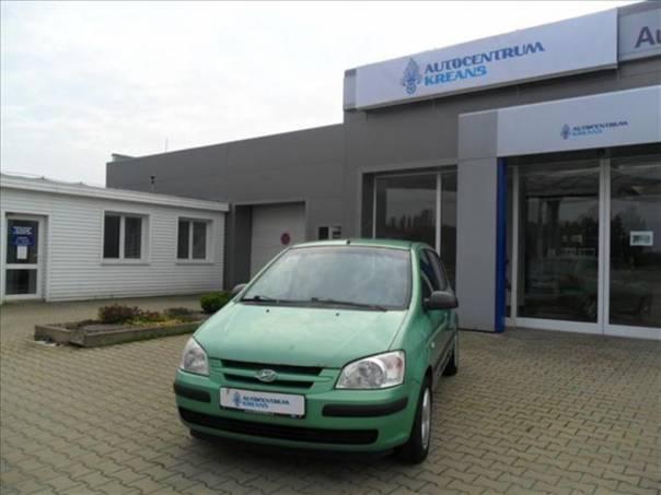 Hyundai Getz 1,1   Nové v ČR,2.maj., foto 1 Auto – moto , Automobily | spěcháto.cz - bazar, inzerce zdarma