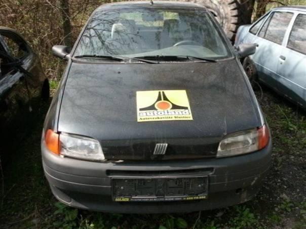 Fiat Punto 1,1, foto 1 Náhradní díly a příslušenství, Ostatní | spěcháto.cz - bazar, inzerce zdarma