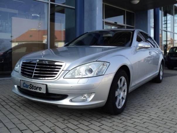 Mercedes-Benz Třída S S 350 4MATIC L Plná výbava, foto 1 Auto – moto , Automobily | spěcháto.cz - bazar, inzerce zdarma