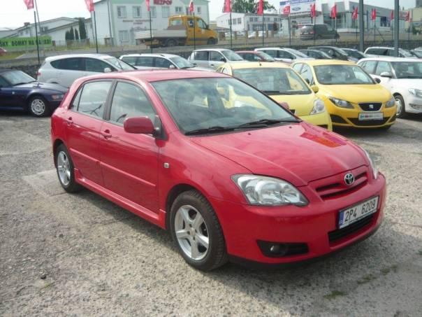 Toyota Corolla 1,4 i 16V TOP STAV, foto 1 Auto – moto , Automobily | spěcháto.cz - bazar, inzerce zdarma