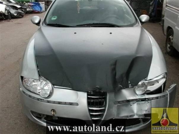 Alfa Romeo 147 1,6, foto 1 Náhradní díly a příslušenství, Ostatní | spěcháto.cz - bazar, inzerce zdarma