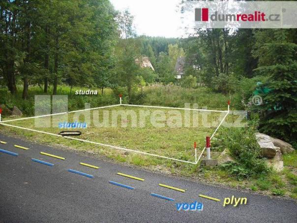 Prodej pozemku, Nové Hamry, foto 1 Reality, Pozemky | spěcháto.cz - bazar, inzerce