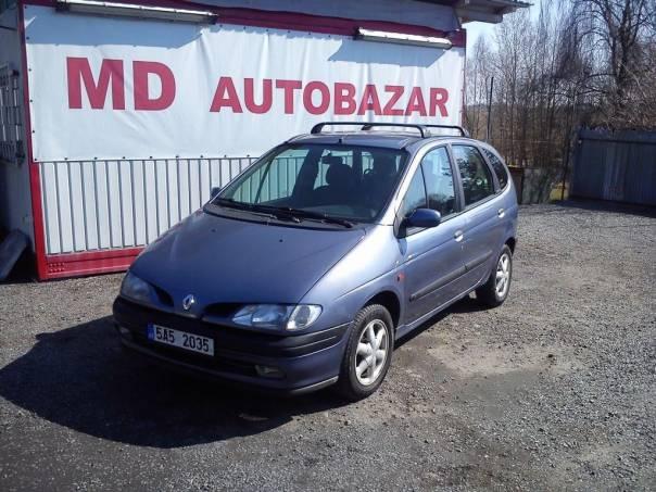 Renault Scénic 1.6 16v,79kw,klima, foto 1 Auto – moto , Automobily | spěcháto.cz - bazar, inzerce zdarma