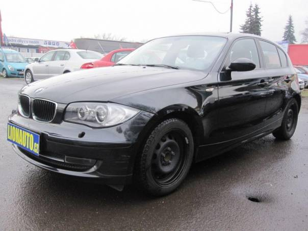 BMW Řada 1 116i, foto 1 Auto – moto , Automobily | spěcháto.cz - bazar, inzerce zdarma