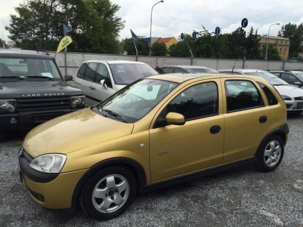 Opel Corsa 1.2 16V Automat, foto 1 Auto – moto , Automobily | spěcháto.cz - bazar, inzerce zdarma