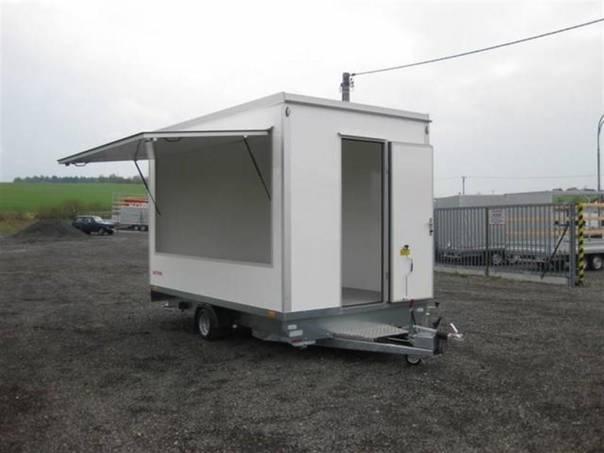 EW 1,3T - prodejní stánek 10, foto 1 Užitkové a nákladní vozy, Přívěsy a návěsy | spěcháto.cz - bazar, inzerce zdarma