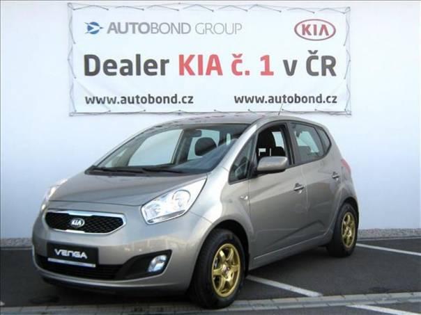 Kia Venga 1,4 CVVT Anniversary PLUS, foto 1 Auto – moto , Automobily | spěcháto.cz - bazar, inzerce zdarma