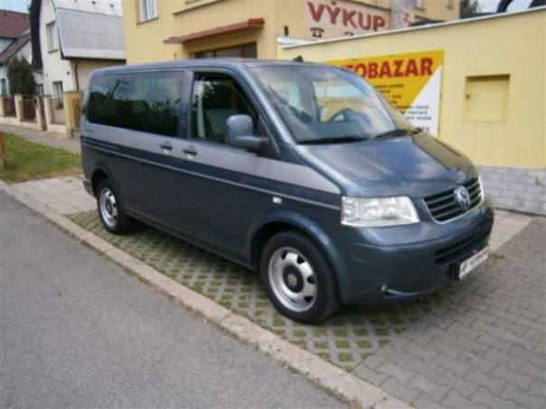 Volkswagen Multivan T5 1,9 TDI  STARTLINE, foto 1 Auto – moto , Automobily | spěcháto.cz - bazar, inzerce zdarma