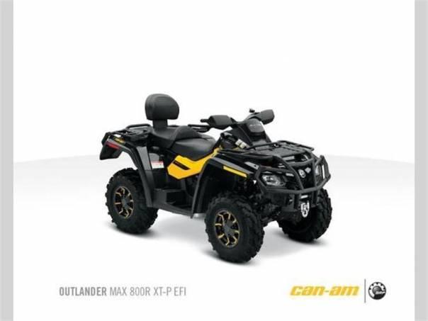 Outlander 800R MAX XT-P, foto 1 Auto – moto , Motocykly a čtyřkolky | spěcháto.cz - bazar, inzerce zdarma