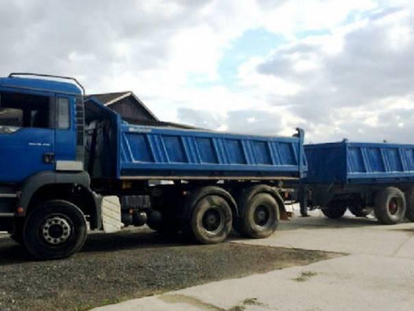 MAN  , foto 1 Užitkové a nákladní vozy, Nad 7,5 t | spěcháto.cz - bazar, inzerce zdarma