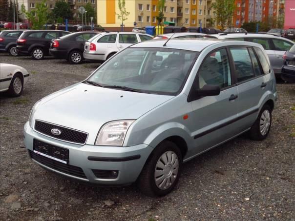 Ford Fusion 1,4   16V AMBIENTE, foto 1 Auto – moto , Automobily | spěcháto.cz - bazar, inzerce zdarma