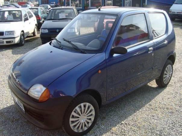Fiat Seicento 0,9 eko uhrazen, foto 1 Auto – moto , Automobily | spěcháto.cz - bazar, inzerce zdarma