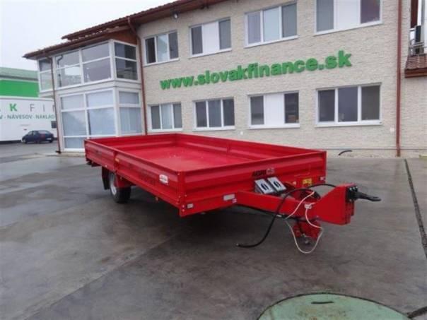 ZDT príves za traktor, foto 1 Užitkové a nákladní vozy, Přívěsy a návěsy | spěcháto.cz - bazar, inzerce zdarma
