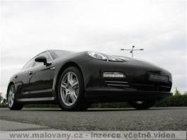 Porsche Panamera 4.8 4S 400PS Carbon Grey , Auto – moto , Automobily  | spěcháto.cz - bazar, inzerce zdarma