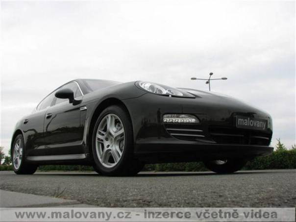 Porsche Panamera 4.8 4S 400PS Carbon Grey, foto 1 Auto – moto , Automobily | spěcháto.cz - bazar, inzerce zdarma