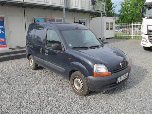 Renault Kangoo 1.9 D, foto 1 Užitkové a nákladní vozy, Do 7,5 t | spěcháto.cz - bazar, inzerce zdarma