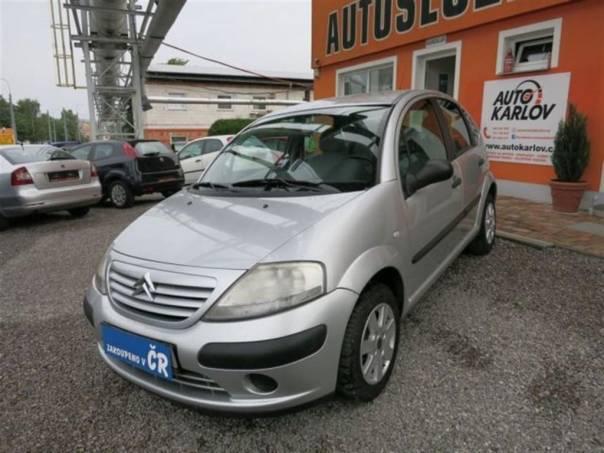 Citroën C3 1.1i ČR, tažné, ALU, foto 1 Auto – moto , Automobily | spěcháto.cz - bazar, inzerce zdarma