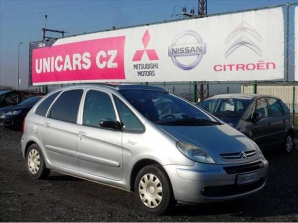 Citroën Xsara Picasso 1,6 HDI  Kůže, Panorama, foto 1 Auto – moto , Automobily | spěcháto.cz - bazar, inzerce zdarma