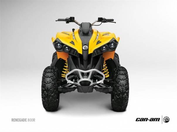 Can-Am  Renegade 800 R SPZ  ZÁRUKA 4 ROKY, foto 1 Auto – moto , Motocykly a čtyřkolky | spěcháto.cz - bazar, inzerce zdarma