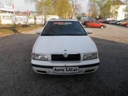 Škoda Octavia 1.6i 74kw klima, LPG do2021, LiCar.