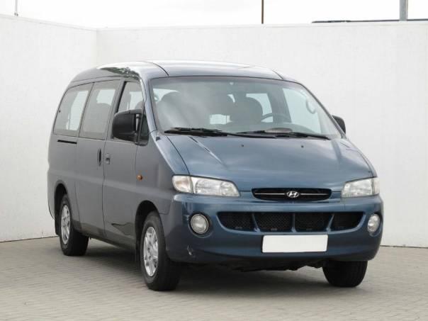 Hyundai H-1 2.5 TD, foto 1 Užitkové a nákladní vozy, Autobusy | spěcháto.cz - bazar, inzerce zdarma