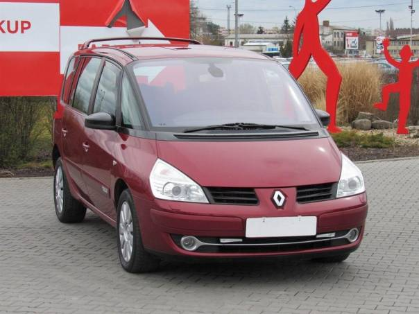 Renault Espace  2.0 dCi, xenony,navigace, foto 1 Auto – moto , Automobily | spěcháto.cz - bazar, inzerce zdarma
