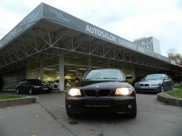 BMW Řada 1 120d SERV.KNÍŽKA,PĚKNÉ,PO SERV, foto 1 Auto – moto , Automobily | spěcháto.cz - bazar, inzerce zdarma